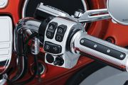 Kuryakyn Switch Housings for '2014-Present Touring & Trike- Chrome