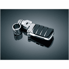 SwitchBlade Footpegs with Mounts & Magnum Quick Clamps