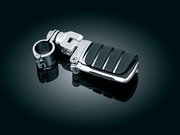 """Switchblades with Mounts & 1-1/4"""" Magnum Quick Clamps - Chrome"""