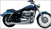ThunderHeaders for Sportsters 2004-2006