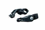 Tour-Tech� Cruise Mounts, Short Arm - Gloss Black
