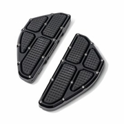 Traction Passenger Floorboard - Black Ops