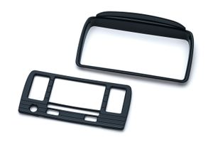 Tri-Line Stereo Trim for Road Glide with Boom! Box 4.3 - Gloss Black