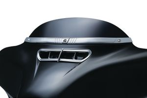Tri-Line Windshield Trim