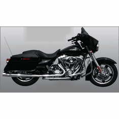 True Dual Thunder with Cross-Under Design - Touring Models 2009 - Present