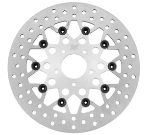Twin Power Rotor Floating Mesh Silver