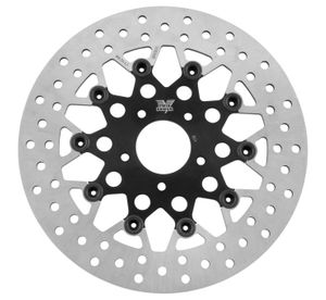 Twin Power Rotors Floating Mesh Black