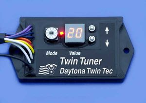 Twin Tuner Fuel Injection Controller for 2008-2009 FL Touring models with 73 pin Delphi® system