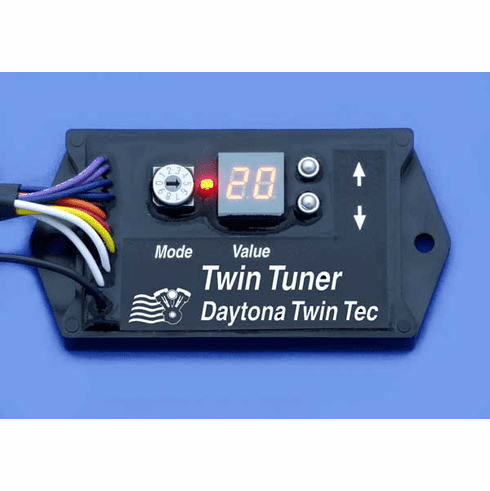 Twin Tuner Fuel Injection Controllers for 2001-2009 Twin-Cam with Delphi® System