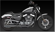 Vance & Hines Blackout 2-Into-1