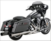 Vance & Hines Stainless Hi-Output Duals