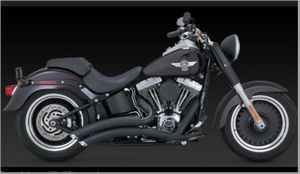 Super Radius - Softail - Black