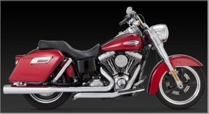 Vance & Hines Switchback Duals & Monster Rounds