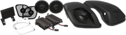 Wild Boar 600 Watt Front speaker & Lid Kit for Road Glides