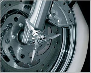 Zombie Blade Spinning Axle Covers