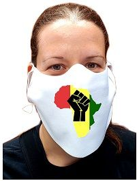Africa Unite Safety Face Mask