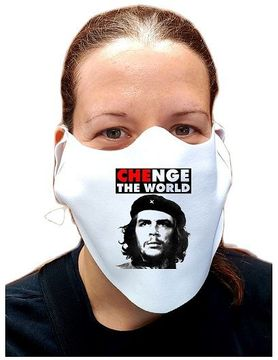 Che Guevara Safety Face Mask