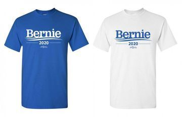 "Bernie 2020 ""Classic Style"" T-Shirts"