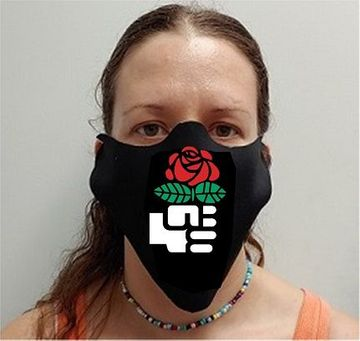 Socialist International Safety Face Mask