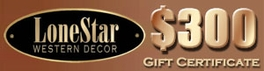 $300 Gift Certificate