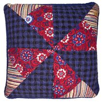 Abigale Pinwheel Pillow