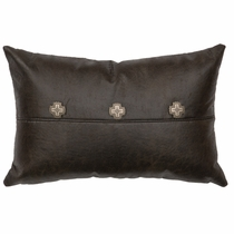 Adelanto Azure Cross Pillow