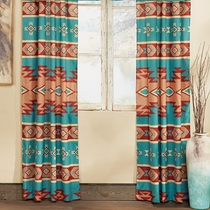 Adobe Canyon Lined Drapes