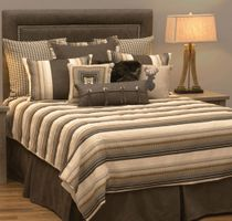 Adobe Quarry Duvet Cover - Cal King