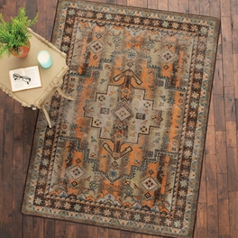 Aged Aztec�Rug Collection