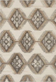 Akina Ivory Camel Rug Collection