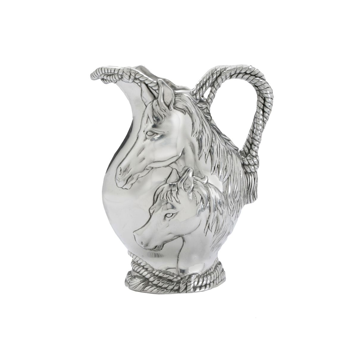 Aluminum Horse Rope Pitcher