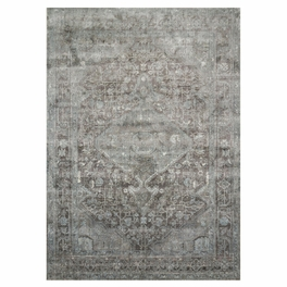 Amelia Stone & Blue Rug Collection