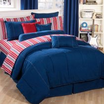 American Denim Comforter - King - OUT OF STOCK