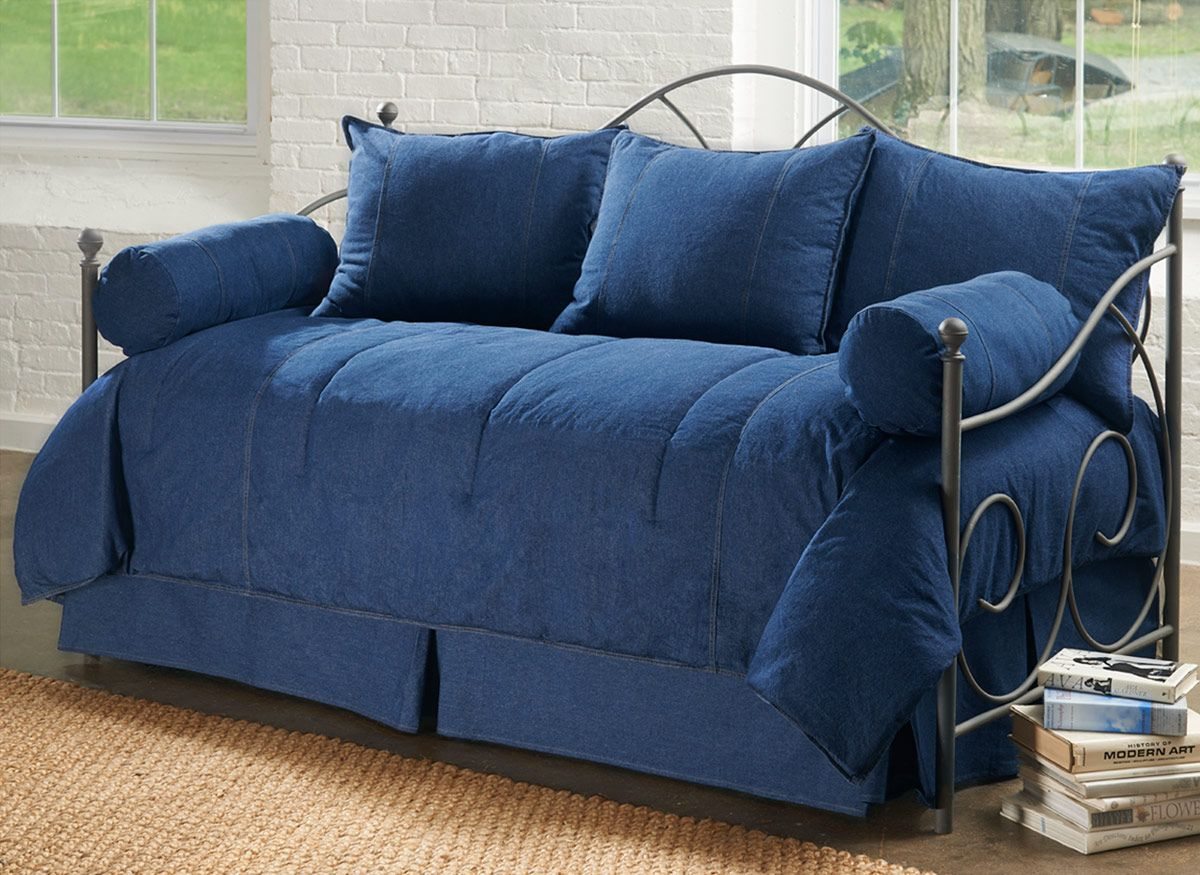 American Denim Daybed Set