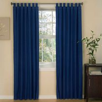 American Denim Tab Top Curtains - OUT OF STOCK