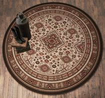 American Lodge Rug - 8 Ft. Round