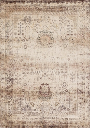 Anastasia Faded Ivory Multi Rug Collection