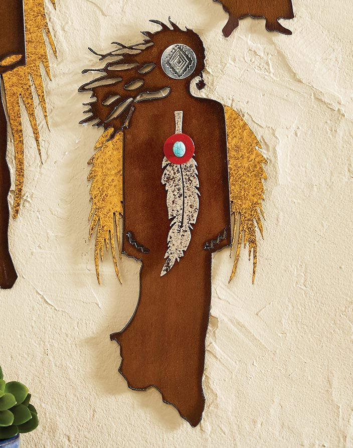 Angel of Strength Spirit Woman Wall Art