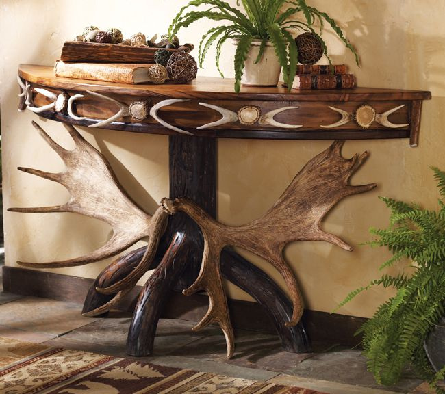 Antler Console Table
