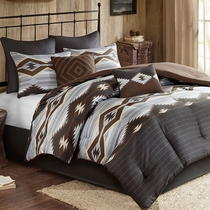Apache Junction 7 Piece Bed Set - Cal King