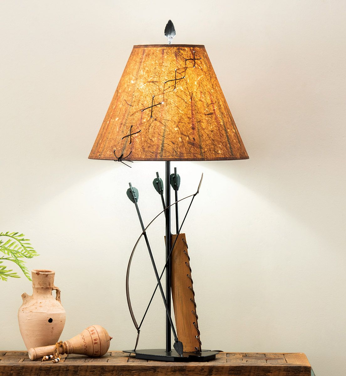 Archer's Quiver Table Lamp