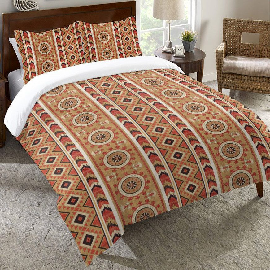 Desert Sun Duvet Cover - King