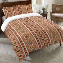 Desert Sun Duvet Cover - Queen