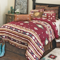 Arrow Canyon Bed Set - King - CLEARANCE