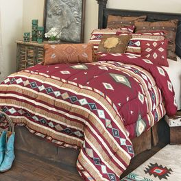 Arrow Canyon Bed Set - Queen - CLEARANCE