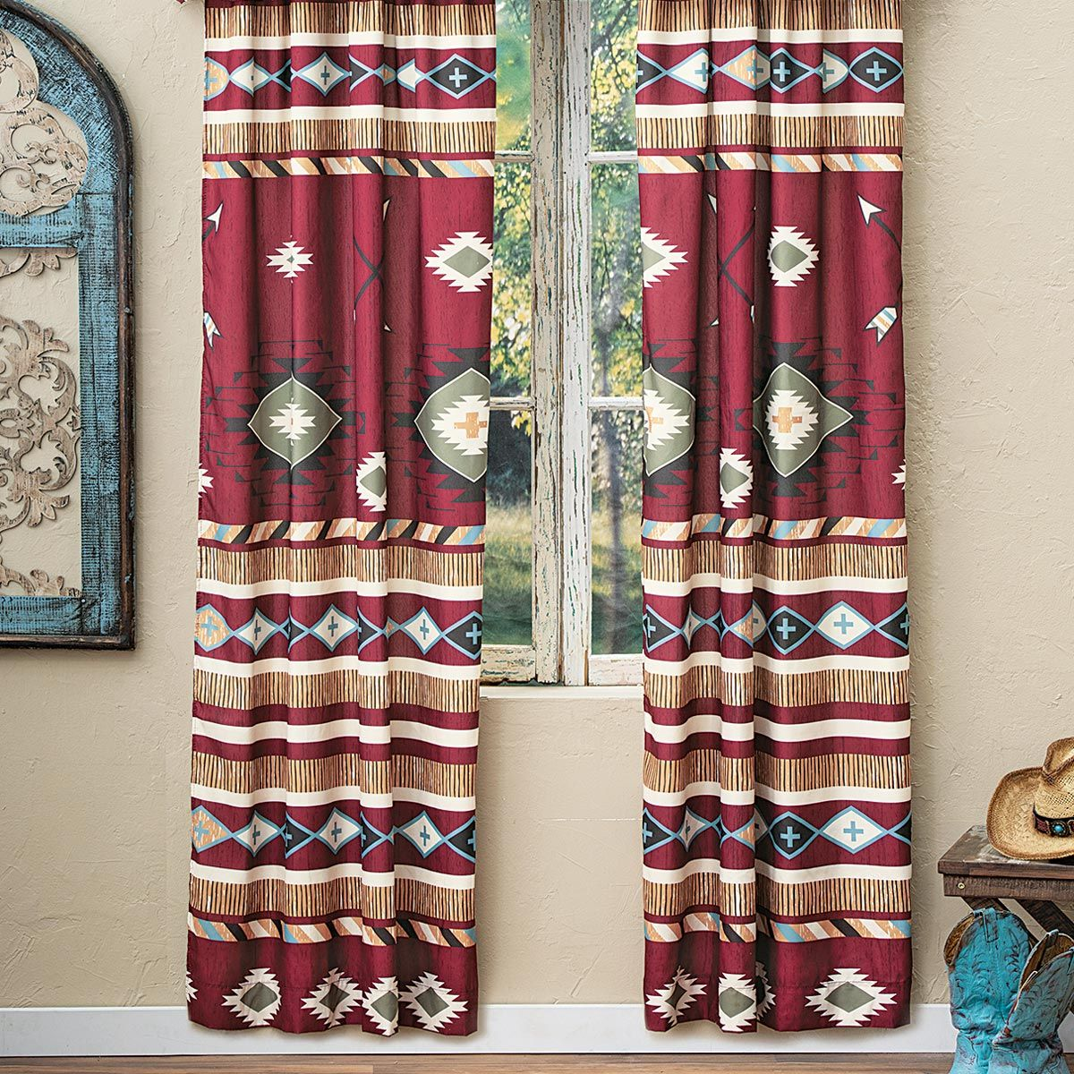 Arrow Canyon Drapes - CLEARANCE