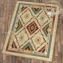 Arrow Canyon Rug - 4 x 5
