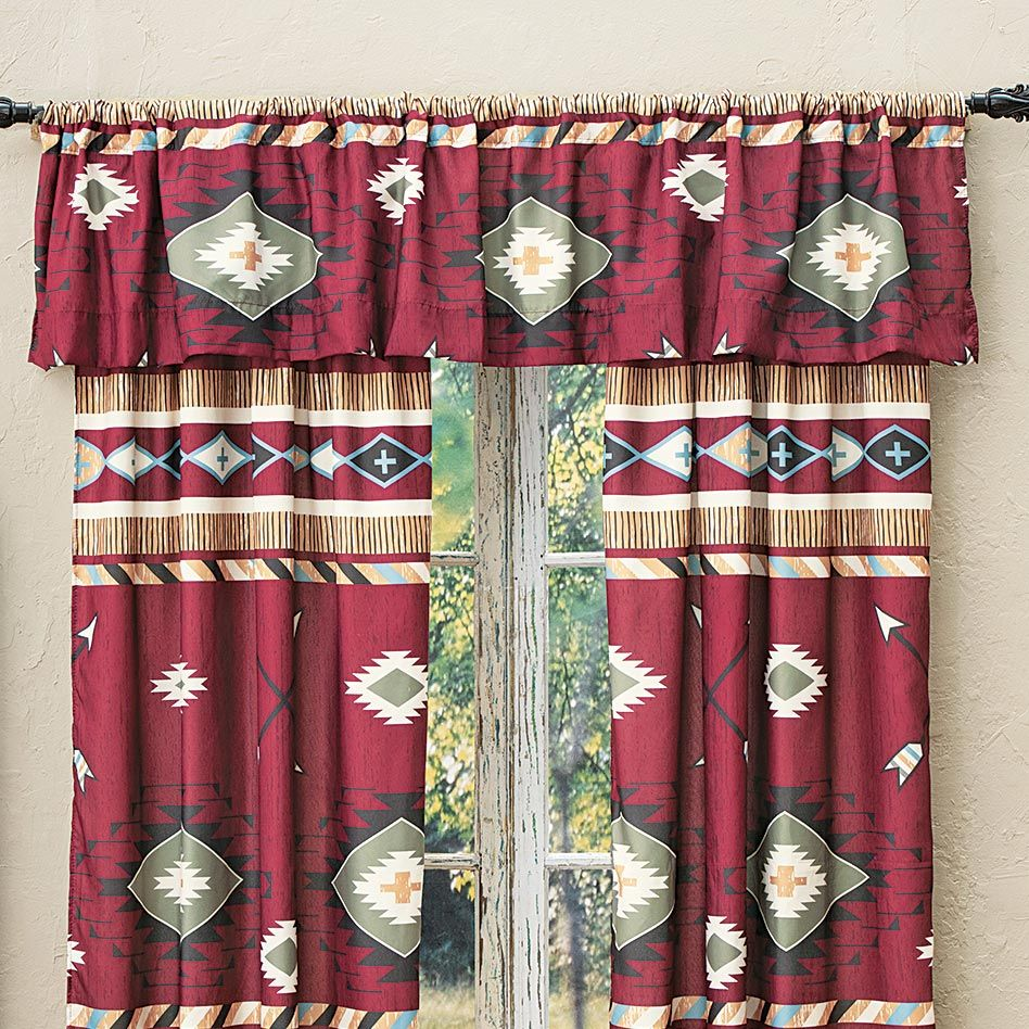 Arrow Canyon Valance - CLEARANCE