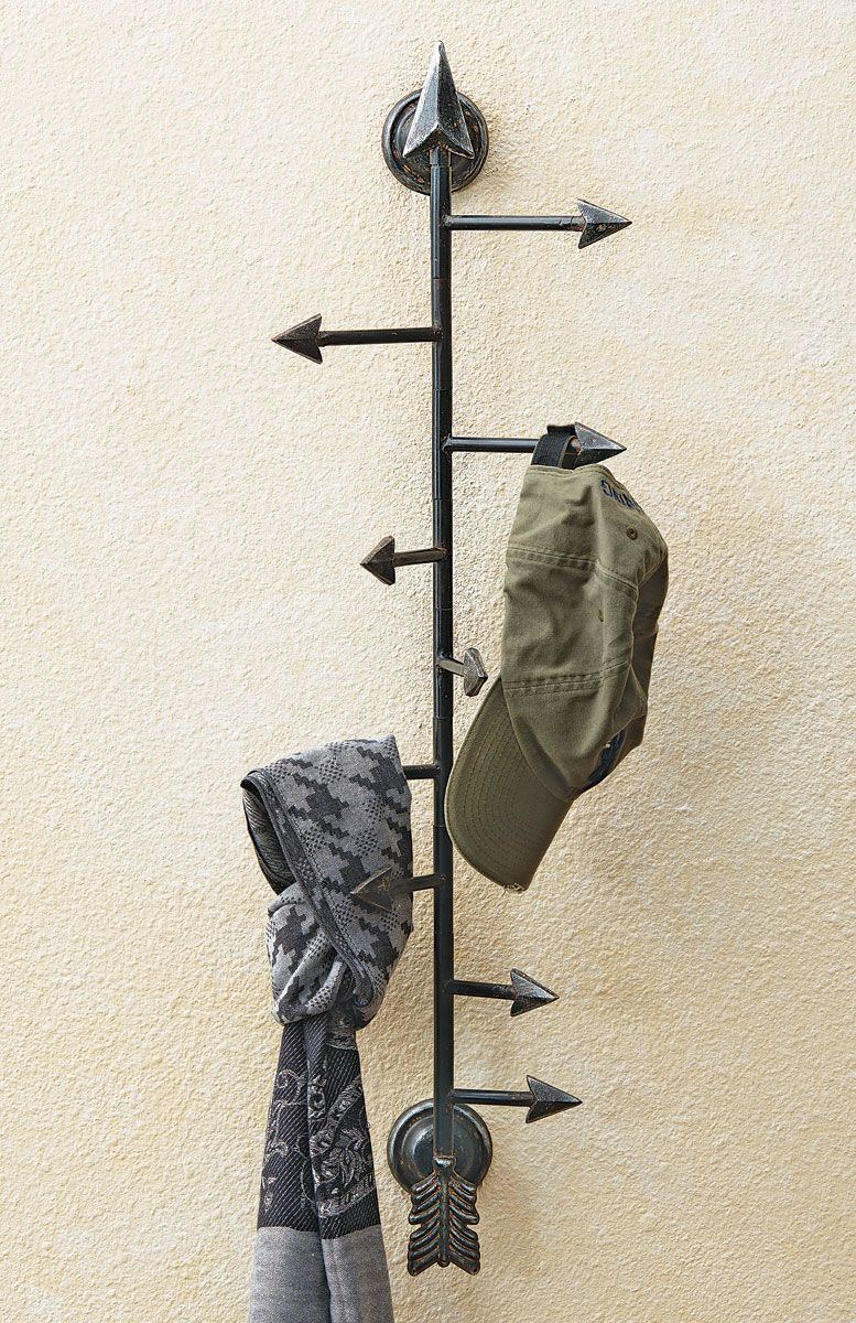 Arrow Hat & Coat Rack