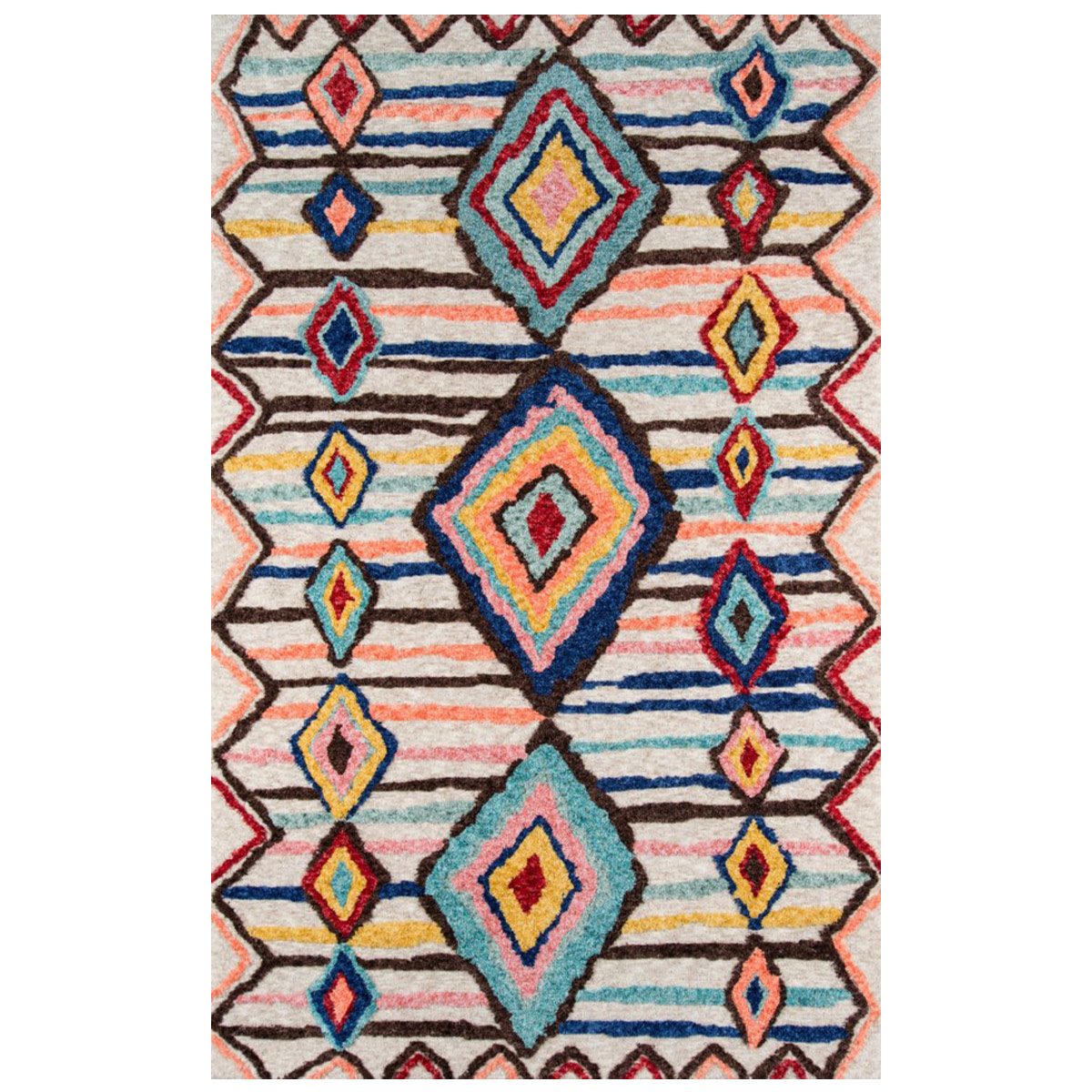 Arturo Colorful Rug - 8 x 10